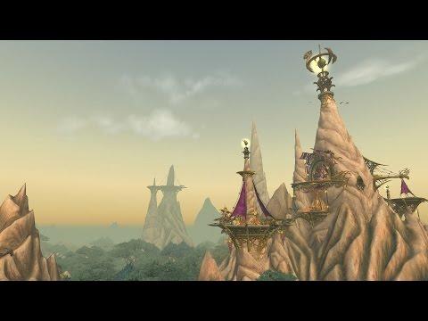 Spires Of Arak Music 1 - Warlords Of Draenor