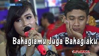 Download Bahagiamu Bahagiaku (ikhlas) ARSEKA MUSIC || ALFA SOUND || live Dawangan Purwosuman Sidoharjo