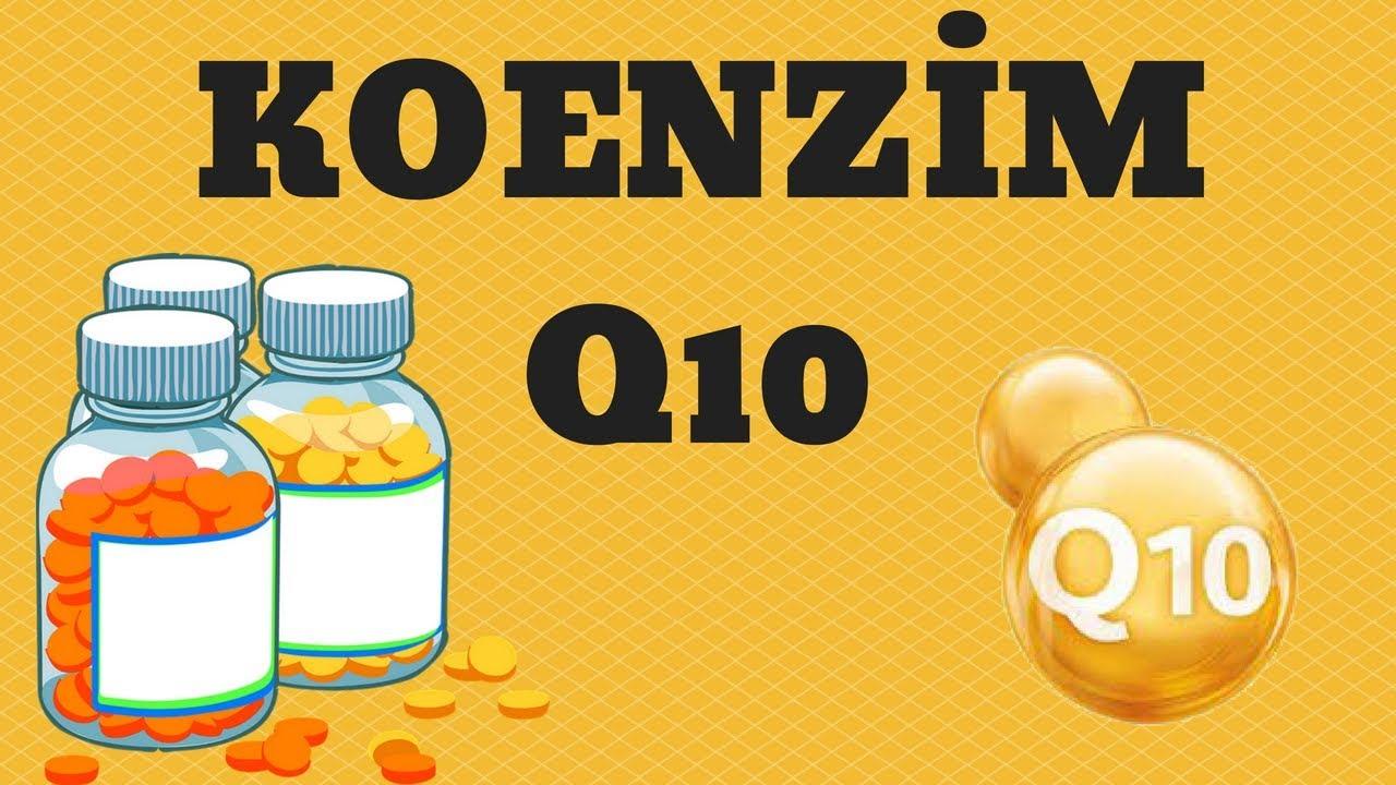 Koenzim Q10 Nedir Faydaları ve Zararları