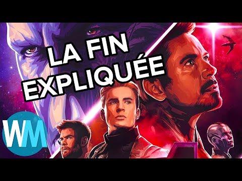 ON ANALYSE LA FIN DAVENGERS: ENDGAME !