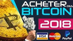 Acheter Bitcoin | Acheter des Bitcoins 2019 | PayPal & Carte de Crédit