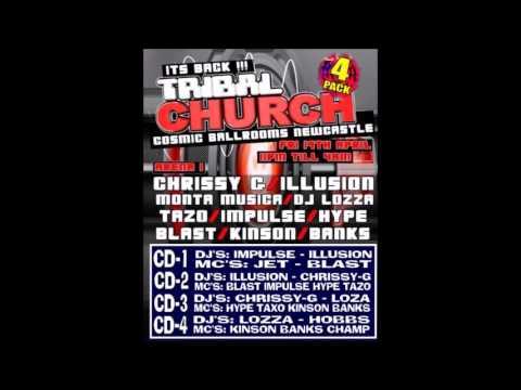 TRIBAL CHURCH FRIDAY 19TH APRIL 2013