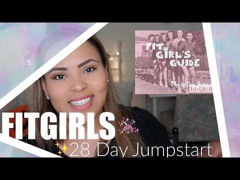 Fitgirls Guide 28 Day Jumpstart | 2016