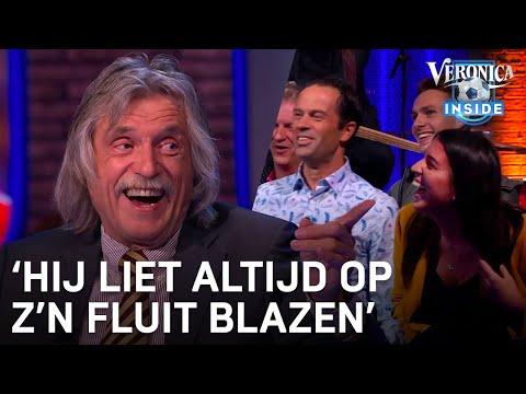 'Zus' Bas Nijhuis onthult: 'Hij liet altijd op zijn fluitje blazen'   VERONICA INSIDE