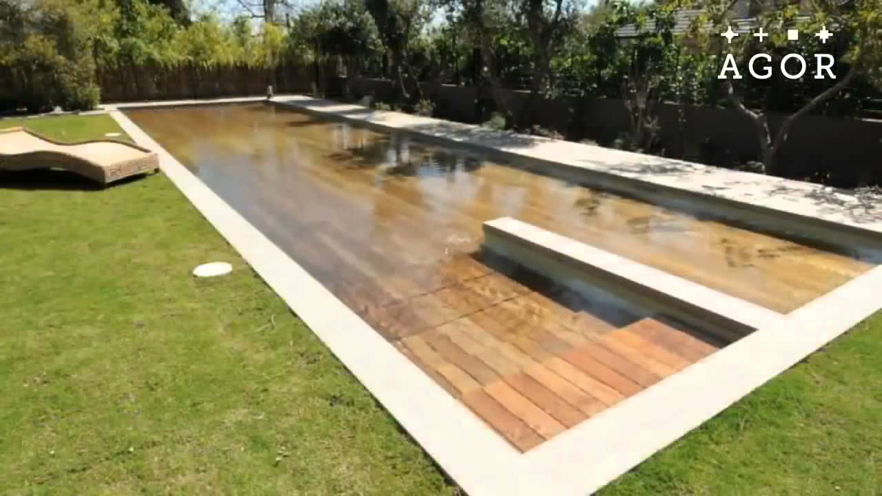 Superb Amazing Secret / Hidden Swimming Pool   A Creative Engineering By AGOR