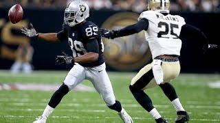 Amari Cooper Every Target vs Saints (NFL Week 1 - 2016) - 137 Yards! Drops! | NFL Highlights HD