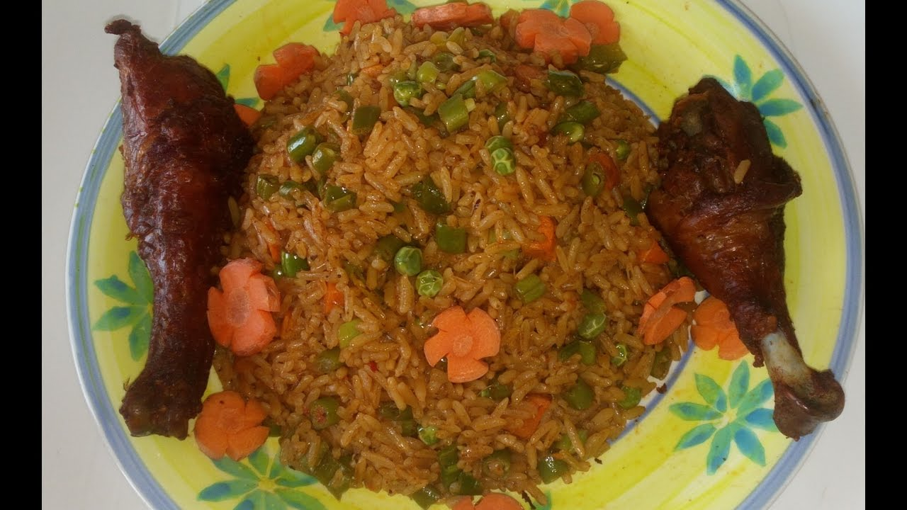 Jollof rice recipe how to make nigerian jollof rice with vegetables jollof rice recipe how to make nigerian jollof rice with vegetables ccuart Gallery