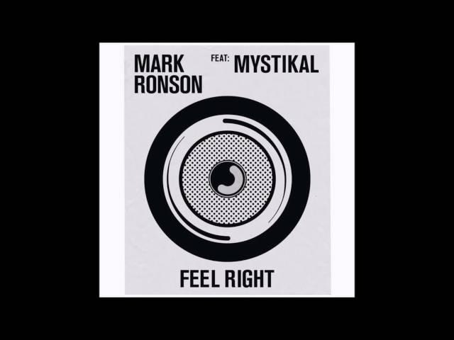 Mark Ronson Ft Mystikal   Feel Right (Explicit)