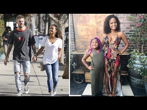 Christina milian dating who