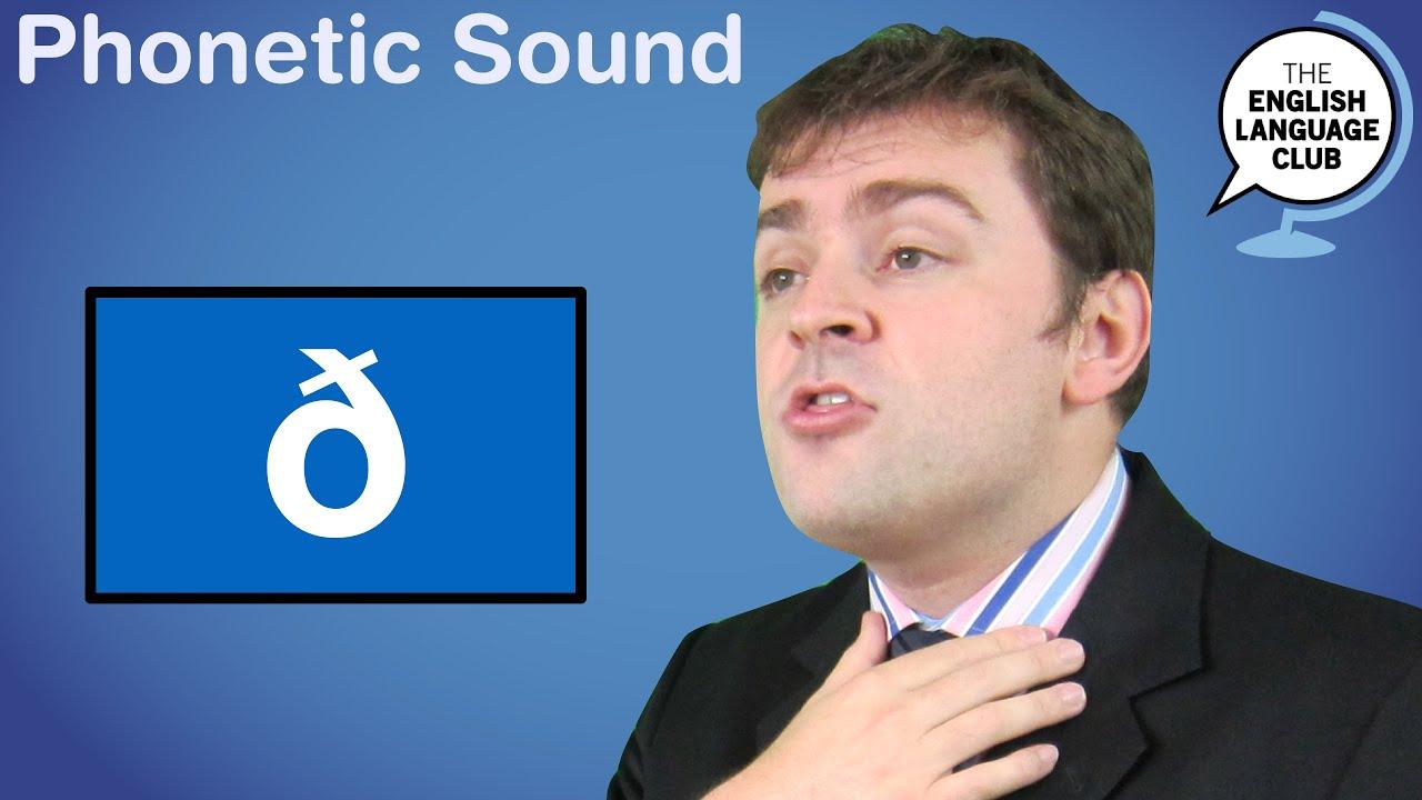 The /ð/ sound (th) - YouTube