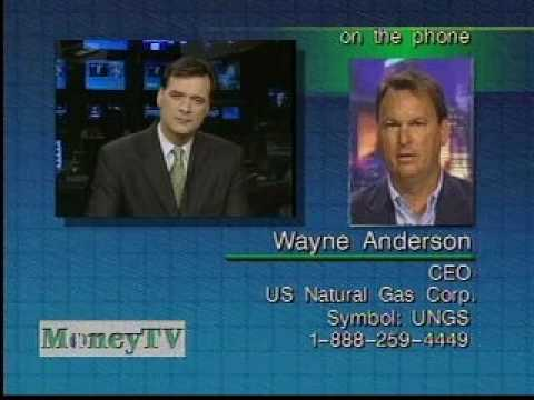 US Natural Gas Corp Announces Acquisition- MoneyTV with Donald Baillargeon