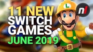 11 Amazing New Games Coming To Nintendo Switch   June 2019