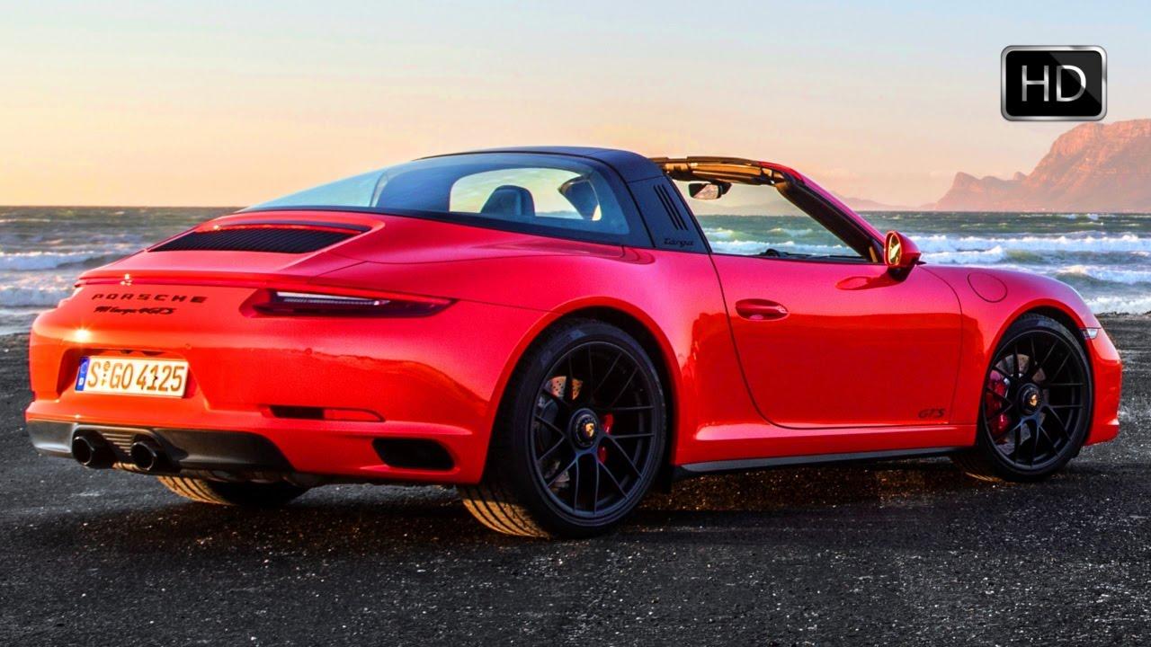2018 porsche 4 gts. wonderful gts 2018 porsche 911 targa 4 gts lava orange exterior  interior design u0026 drive  hd on porsche gts