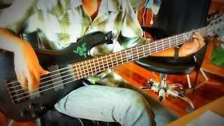 Getsunova - แตกต่างเหมือนกัน [Bass Cover by Mai]