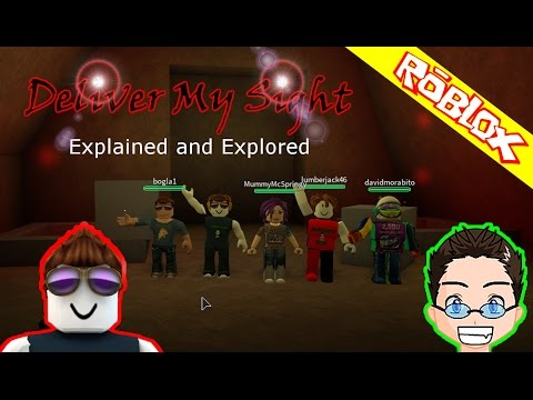 Roblox - Lumber Tycoon 2 - Shrine Of Sight Explained