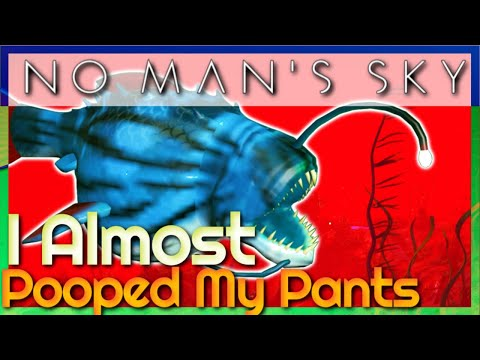 I Almost Pooped My Pants  | 4K | No Man's Sky #8