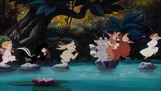 Peter Pan - Following the leader (Eu Portuguese)