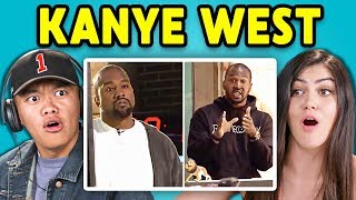 Baixar TEENS REACT TO KANYE WEST CONTROVERSY