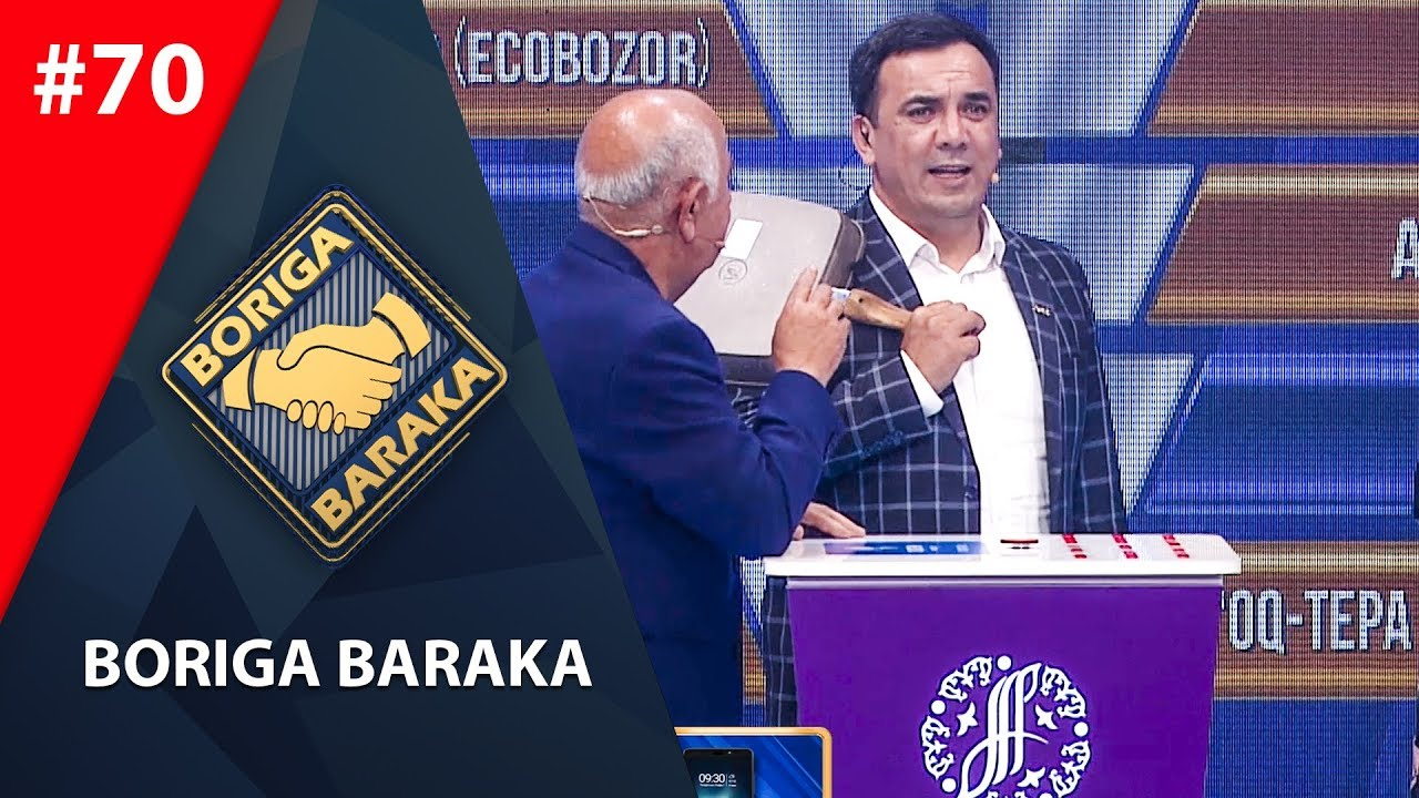 Boriga baraka 70-son (15.06.2019)