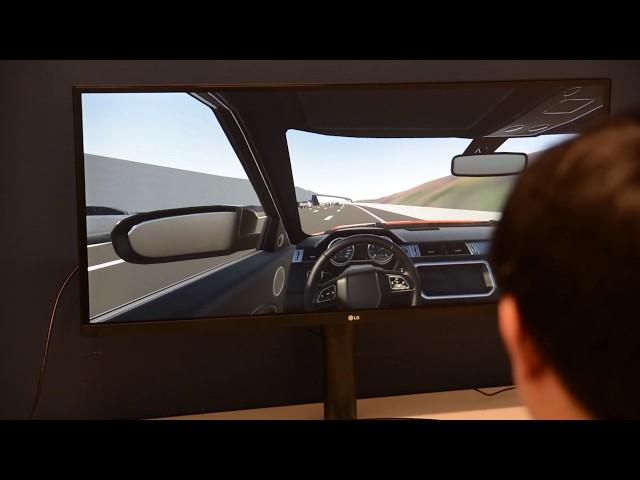 ATCS Driving Simulator
