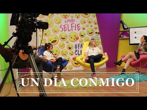 UN DÍA CONMIGO (Backstage de Fan Club)  - ♡ Mar Joha