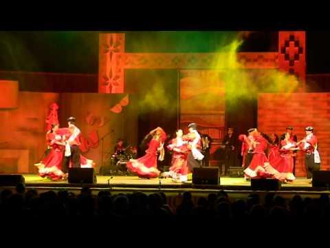 Ballet Folklórico de Punta Arenas / Festival de San Bernardo 2014