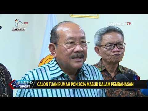 KONI Gelar Munasorlub Bahas PON 2020 Papua Mp3