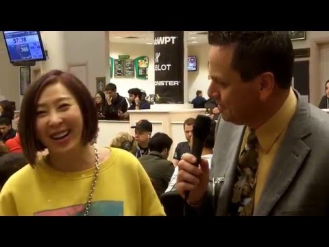 Matt Savage defends American poker players against Kitty Kuo