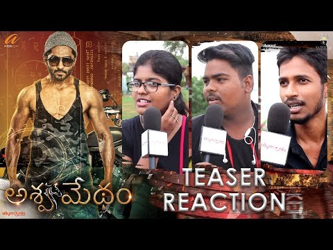 Ashwamedham Movie Teaser Reaction | Dhruva Karunakar | Vennela Kishore | Silly Monks Tollywood