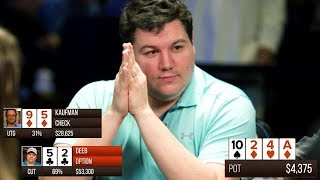 Slow Roller Gets OWNED | Hilarious Poker Hand