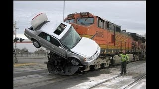 Train Crash Compilation Part 1