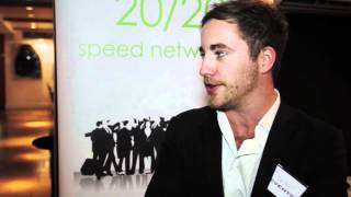 20/20 'Event ideas for the 012 Games' speed networking at Planet Hollywood