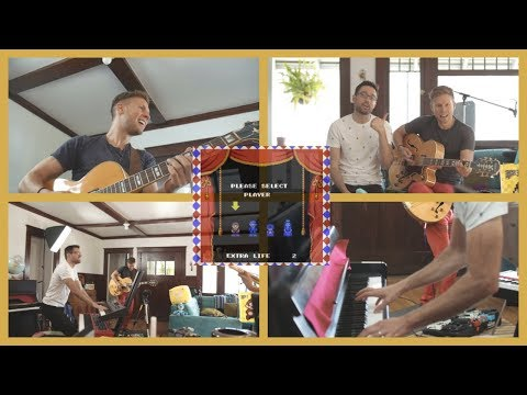 Super Mario Bros  2 - Character Select Screen | Live Cover