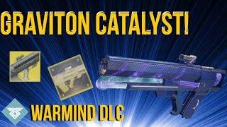 HIDDEN HAND CATALYST GRAVITON LANCE REVIEW! WARMIND DLC - DESTINY 2