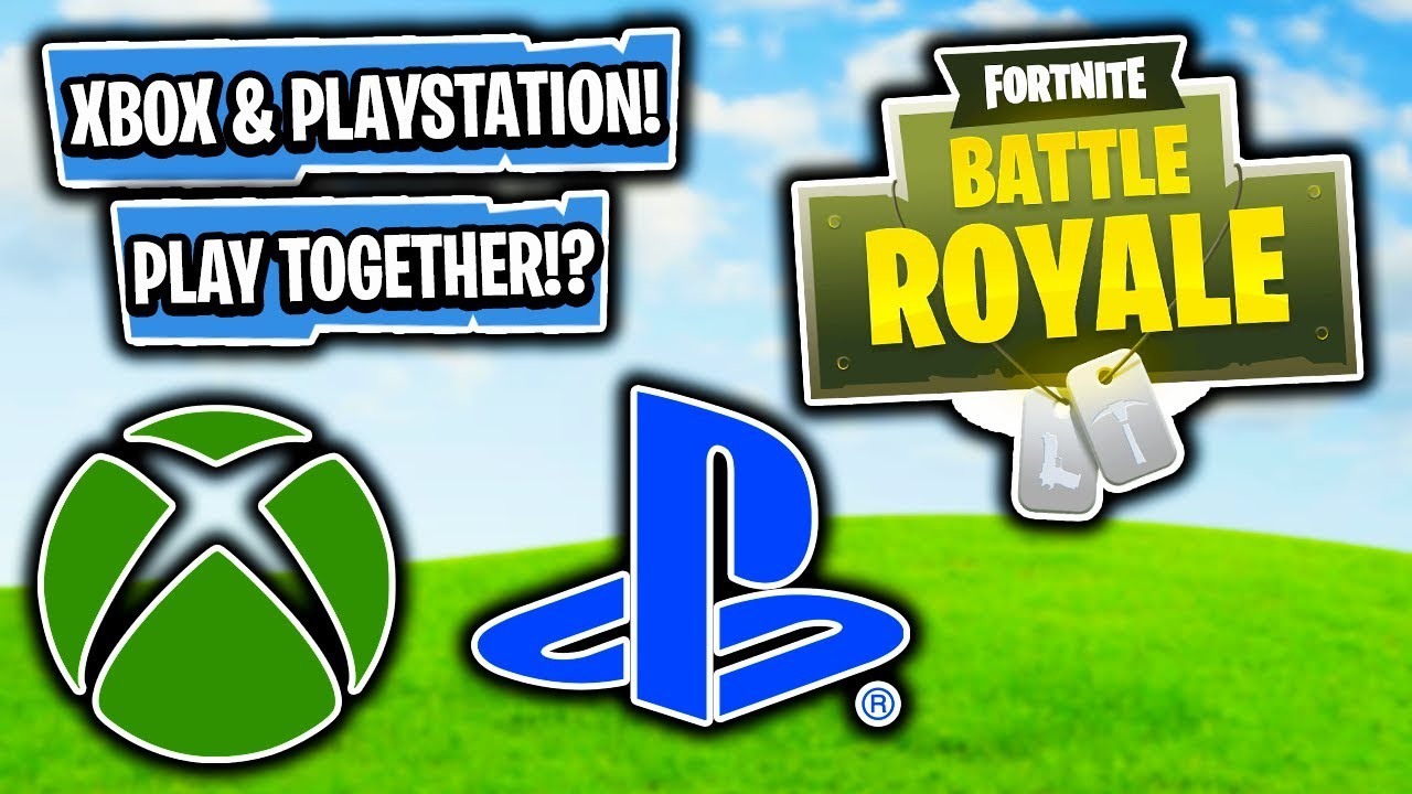 Playstation And Xbox Can Play Together Soon On Fortnite ...