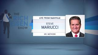 NFL Network's Steve Mariucci Talks NFL Draft & More with Rich Eisen | Full Interview | 4/24/19