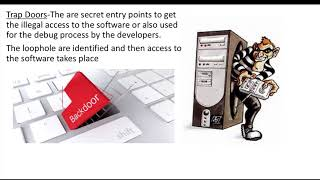 Trapdoors in Malware