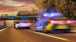 Autobahn Police Simulator - Shift #1 - First Day