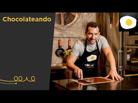 descubre chocolateando canal cocina youtube