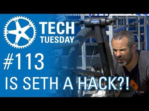 Is Seth Just A Hack? | Seth's Bike Hacks | Tech Tuesday #113