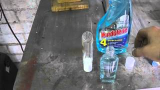 Airbrush Tips - How to make your own airbrush paint  reducer, thinner
