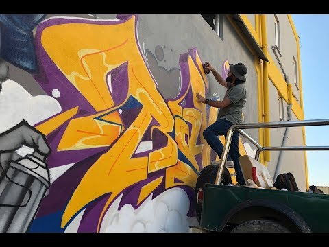 Buckets, Rolls and Cans - Graffiti in Bursa / Turkey