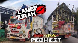 TRUCK CABE LAMBE TURAH STUT JAM MEPET BLONG KIRI [GOYANG PANTURA]/DJ AISAH MAEMUNAH