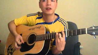 Nơi Anh Không Thuộc Về - Guitar Cover ( Hải Long Vương )