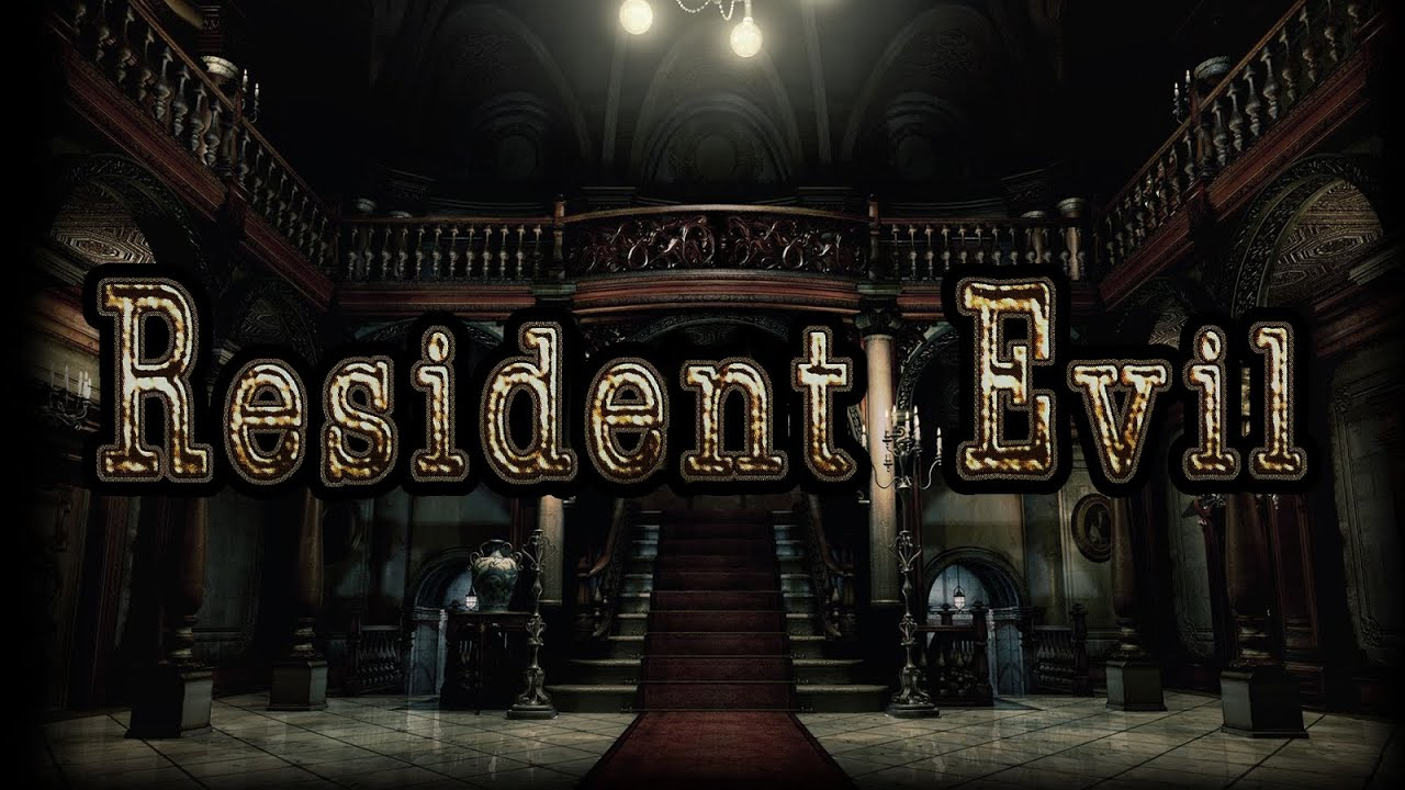 Resident Evil (dunkview) (Video Game Video Review)