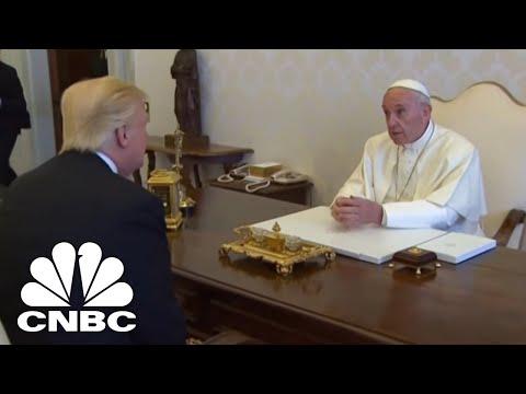 Vatican Issues Statement Criticizing Wall Street Journal | CNBC