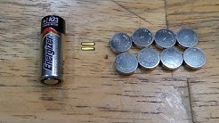 The Cheapest Way To Get A button batteries