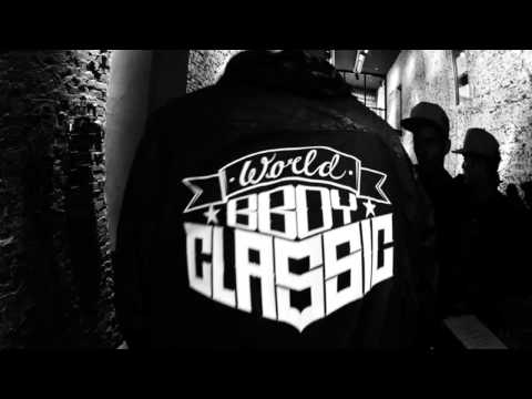 DJ Nobunaga - World Bboy Classic 2015 Mixtape