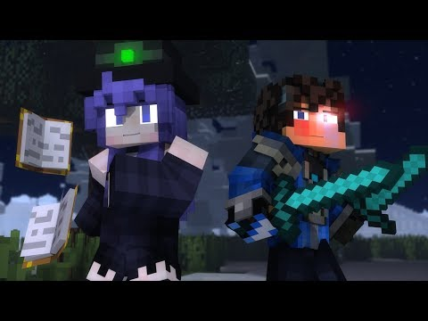 """Wither Heart"" - A Minecraft Original Music Video ♪"