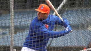 Tim Tebow in Syracuse: New York Mets prospect struggling in Triple-A
